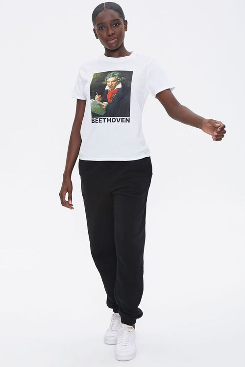 Organically Grown Cotton Beethoven Tee, image 4