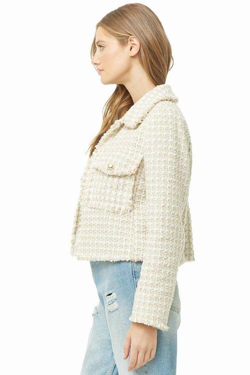 Metallic Tweed Jacket, image 2