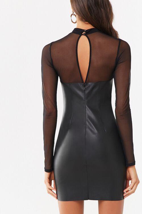 Combo Mini Dress, image 3