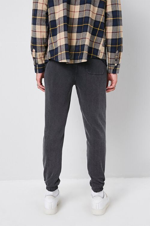 Slim-Fit Woven Joggers, image 3