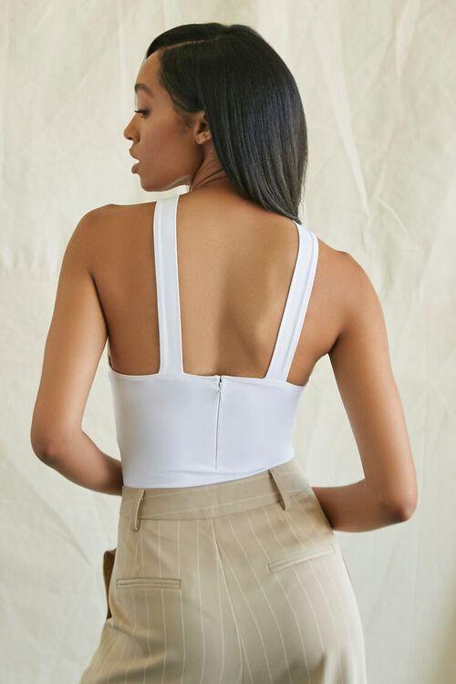 Crisscross-Back Bodysuit, image 3