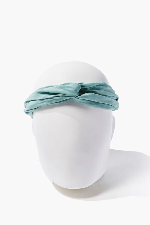 Twist-Front Headwrap, image 2