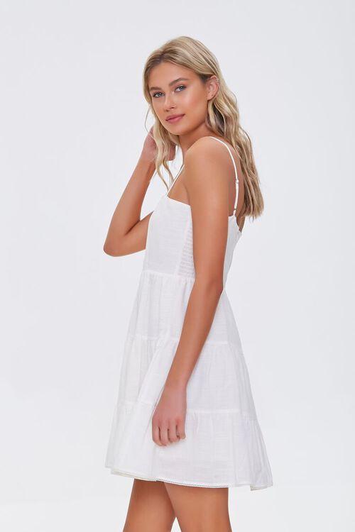 Tiered Cami Mini Dress, image 2