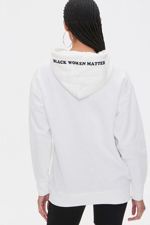 CREAM/MULTI Stormy Nesbit Black Women Matter Graphic Hoodie, image 4