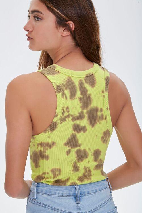 Tie-Dye Tank Bodysuit, image 3