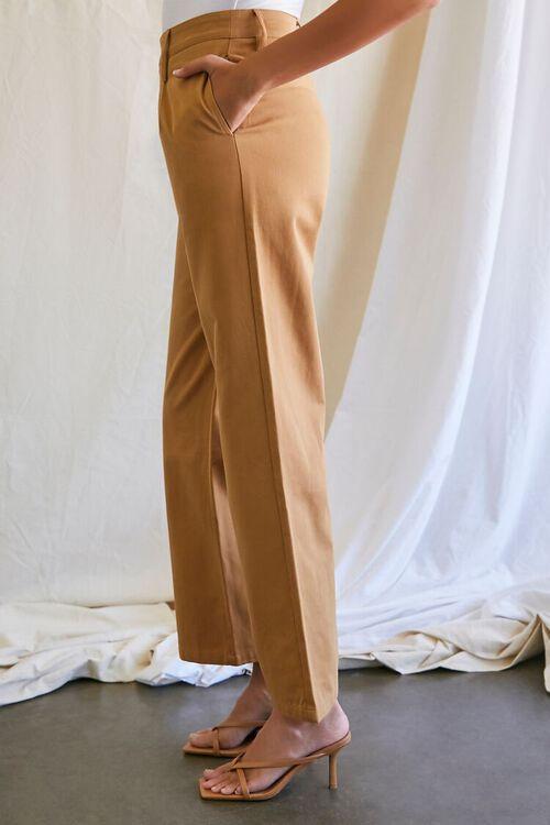 Wide-Leg Crisscross Pants, image 3