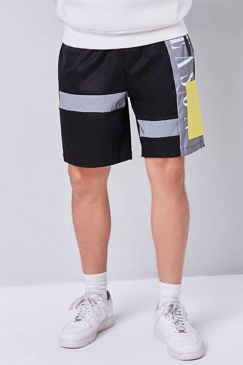Reason Colorblock Cargo Shorts, image 2