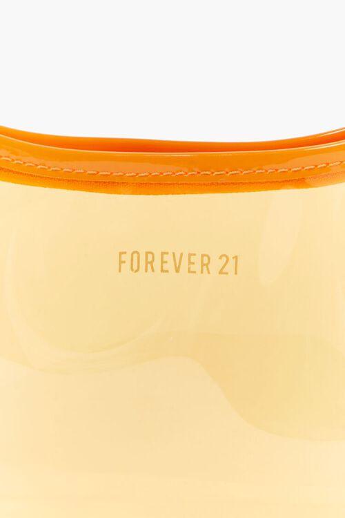Forever 21 Translucent Shoulder Bag, image 4