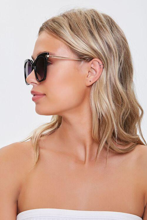 Oversized Cat-Eye Sunglasses, image 2
