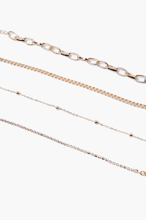Chain Bracelet Set, image 1