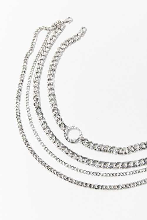 Chunky Chain Necklace Set, image 3