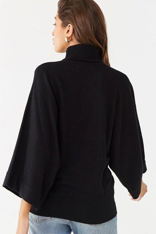 Brushed Turtleneck Sweater, image 3