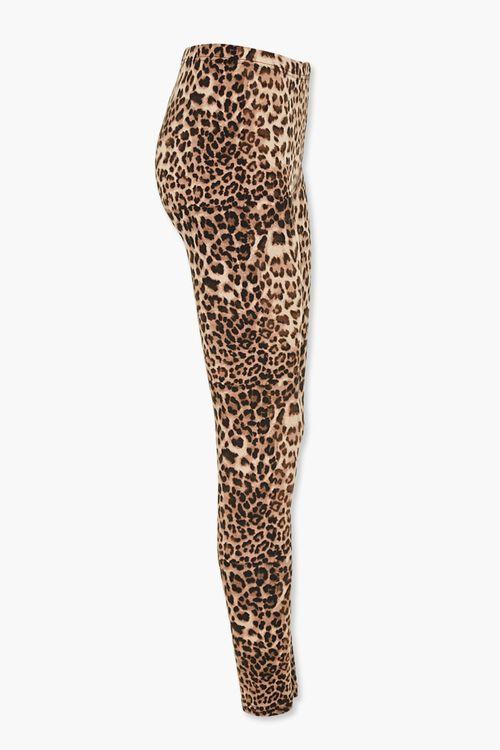 Leopard Print Leggings, image 2