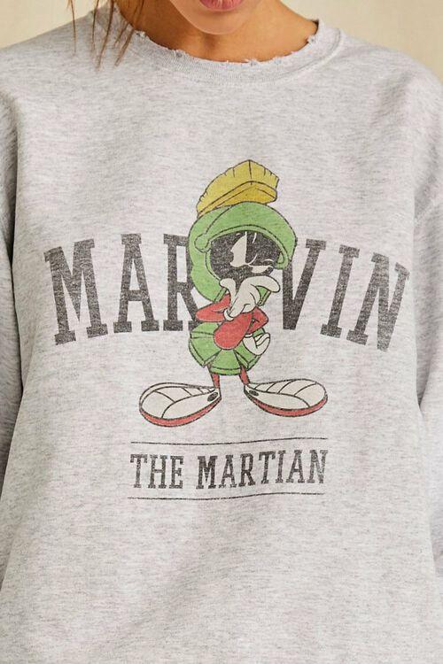 Marvin The Martian Graphic Sweatshirt, image 5