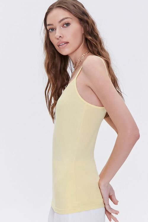 Basic Organically Grown Cotton Cami, image 2