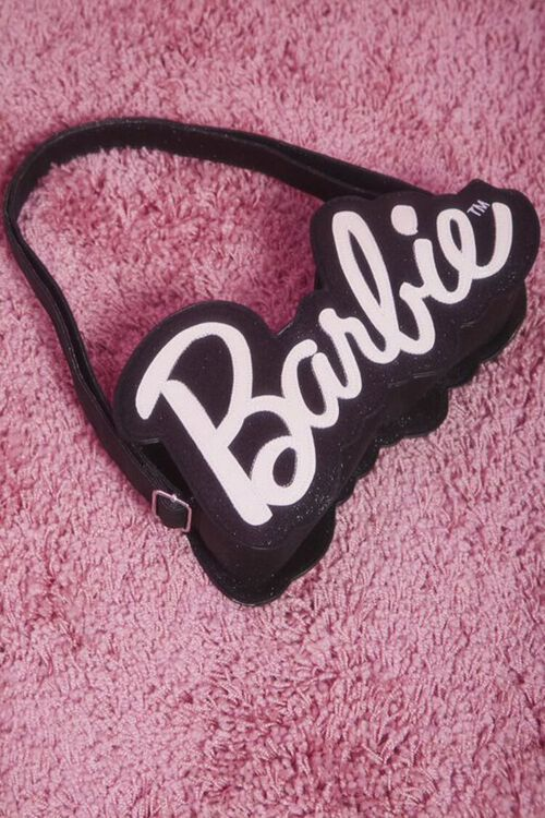 Girls Glitter Barbie™ Bag (Kids), image 1