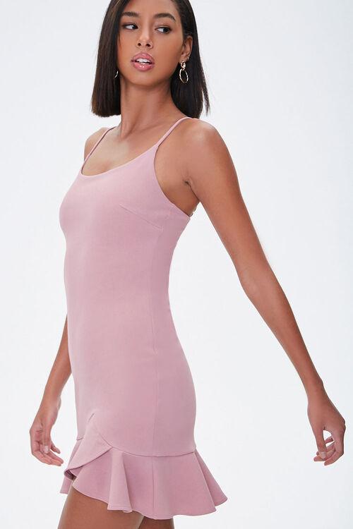 Ruffled Cami Mini Dress, image 2