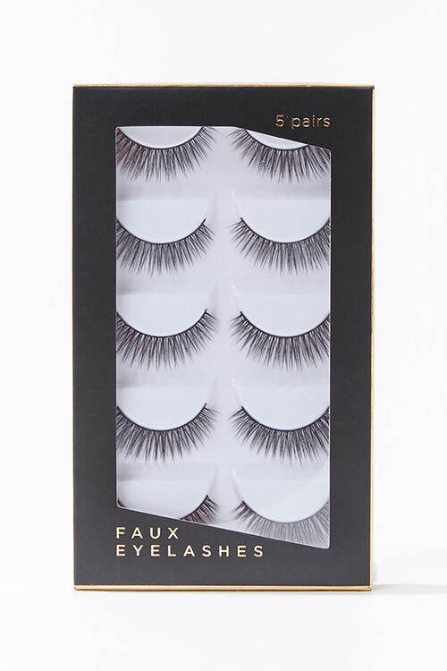 Wispy False Lash Set - 5 pack, image 1