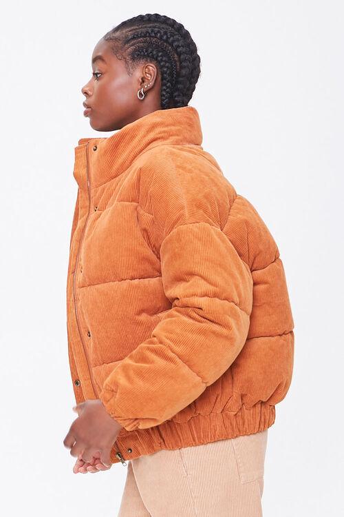 Corduroy Puffer Jacket, image 2