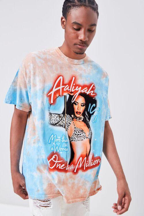 Aaliyah Graphic Tee, image 1
