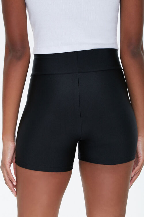 High-Rise Biker Shorts, image 3