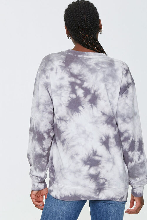 Tie-Dye Texas Graphic Pullover, image 3