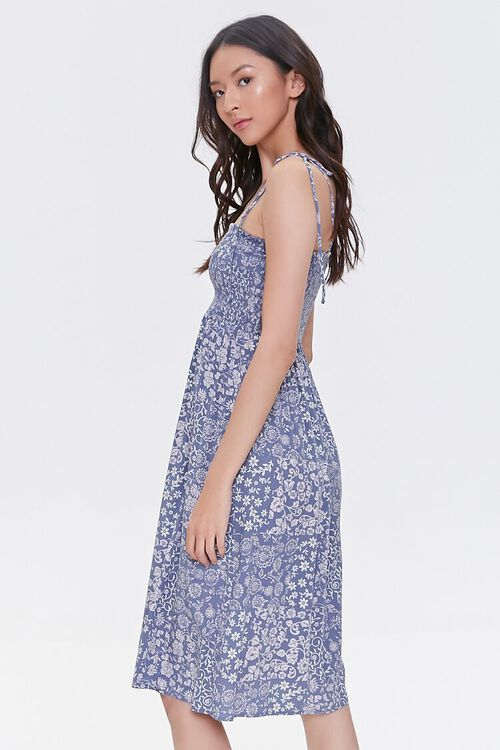 Tie-Strap Paisley Dress, image 3