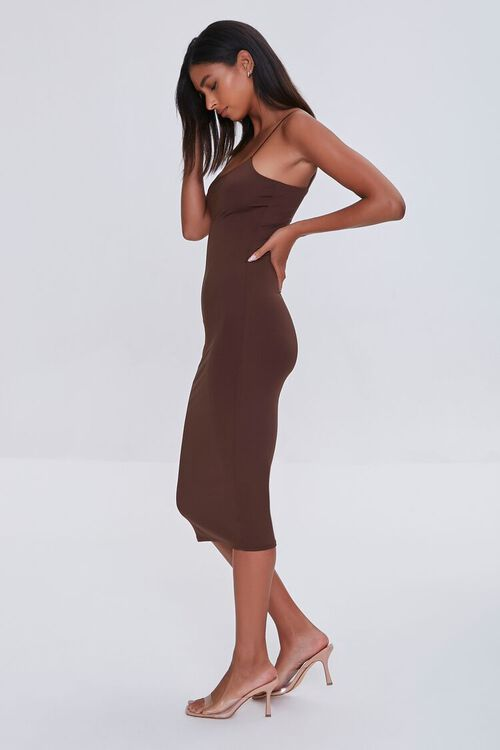 Midi Cami Bodycon Dress, image 3