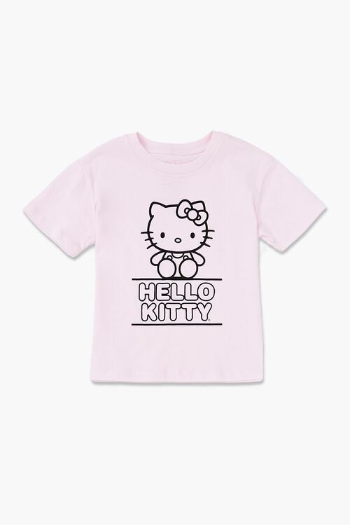 Girls Hello Kitty Graphic Tee (Kids), image 1