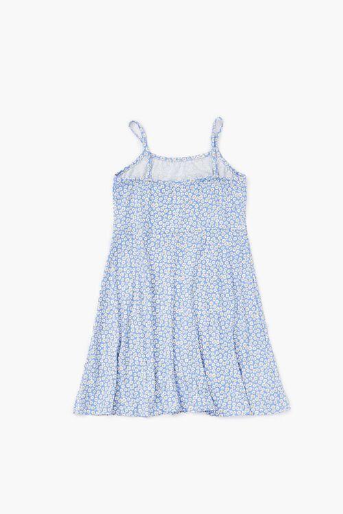 Girls Floral Cami Dress (Kids), image 2
