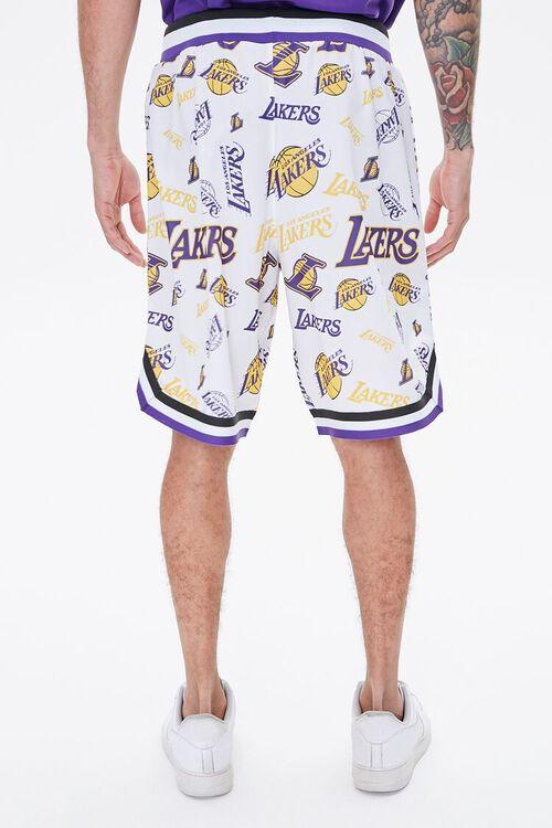 Lakers Print Shorts, image 4