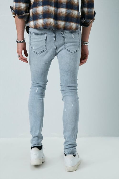 Distressed Slim-Fit Jeans, image 3