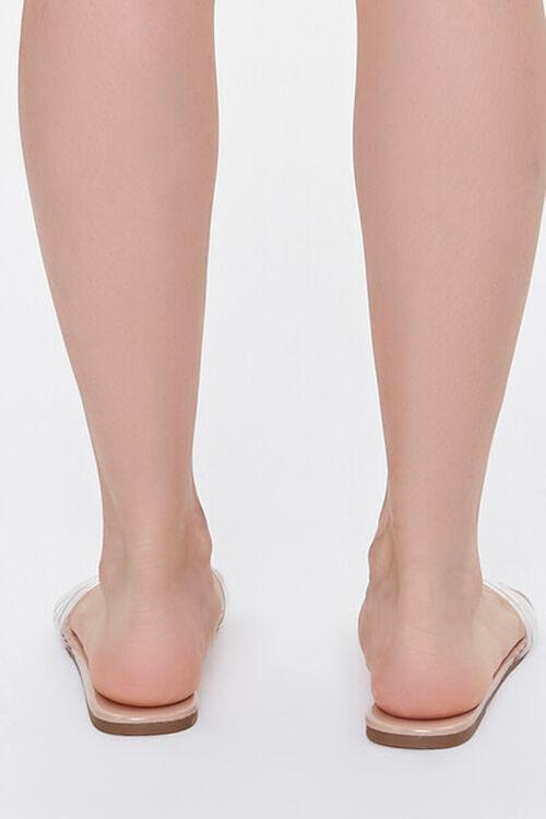 Transparent Jelly Vamp Sandals, image 3