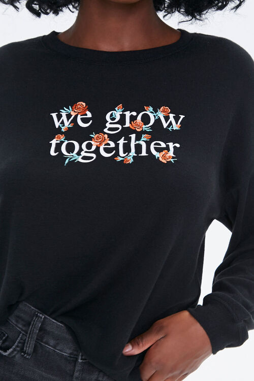 We Grow Together Graphic Top, image 5