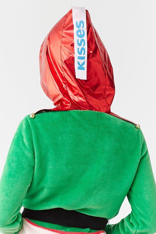 Holiday Hooded Hersheys Jumpsuit, image 6