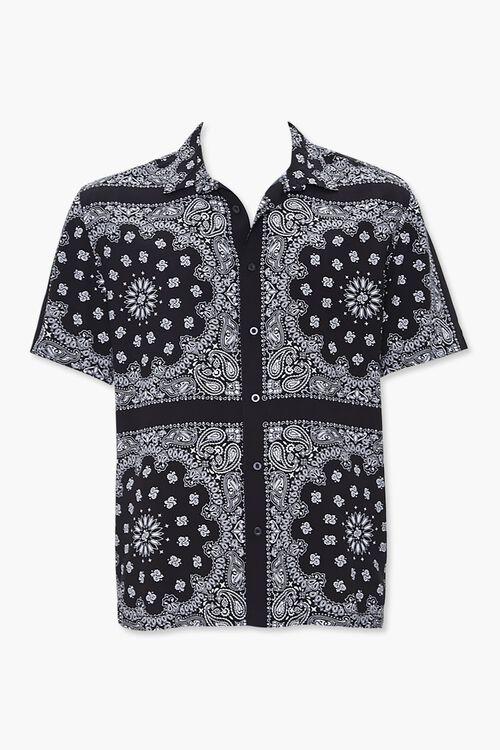 Paisley Print Shirt, image 1