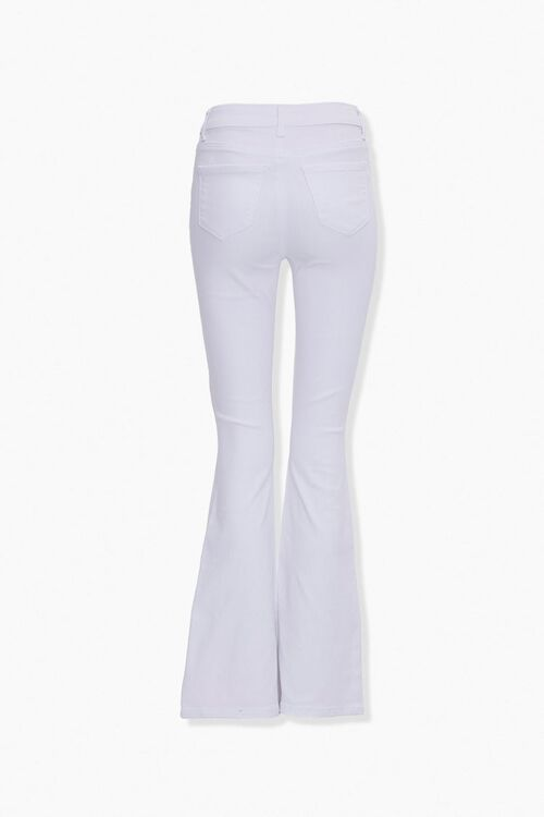 Mid-Rise Flare Jeans, image 3