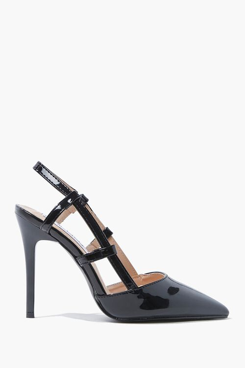 Caged Stiletto Heels, image 1