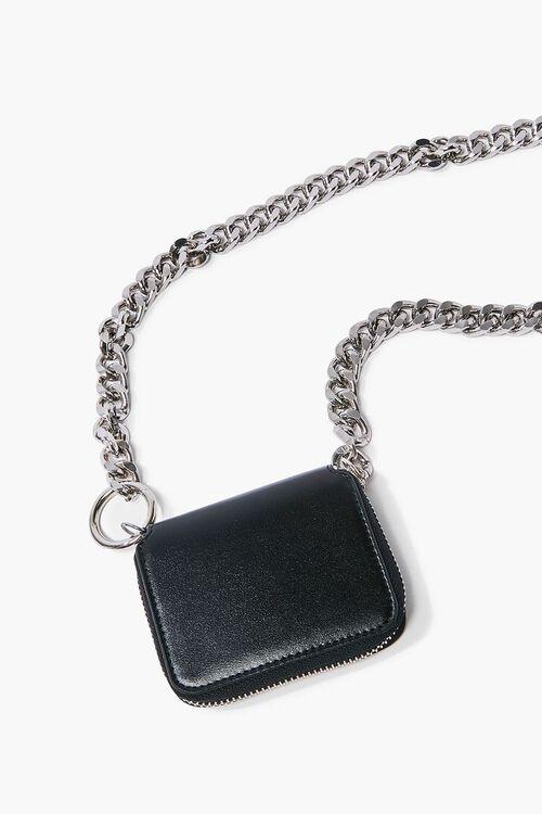Chain-Strap Coin Purse, image 1