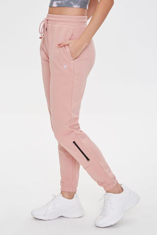 French Terry Drawstring Joggers, image 2