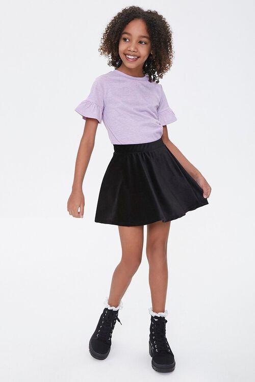 Girls Skater Skirt (Kids), image 5