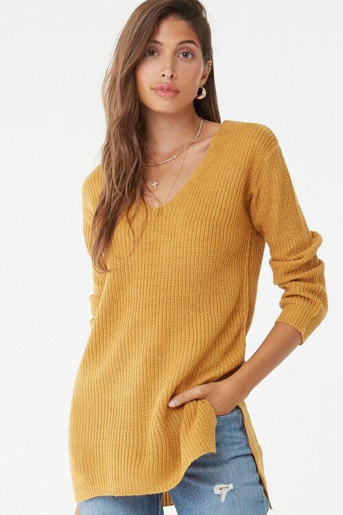 Chunky Crisscross Sweater, image 5