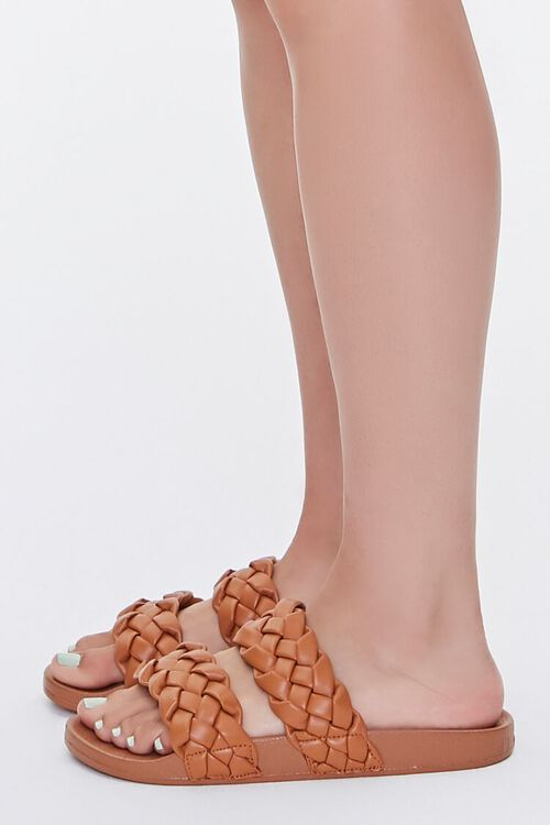 Braided Slide Sandals, image 2