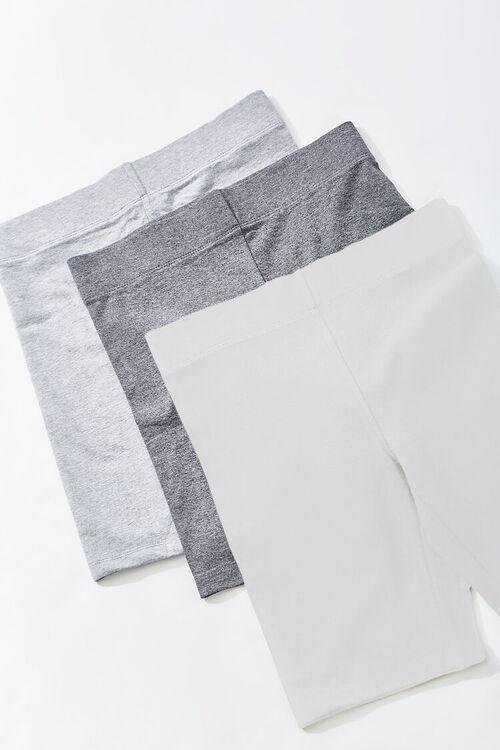 Basic Organically Grown Cotton Biker Shorts, image 1