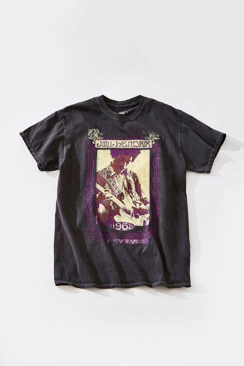 Jimi Hendrix Graphic Tee, image 1