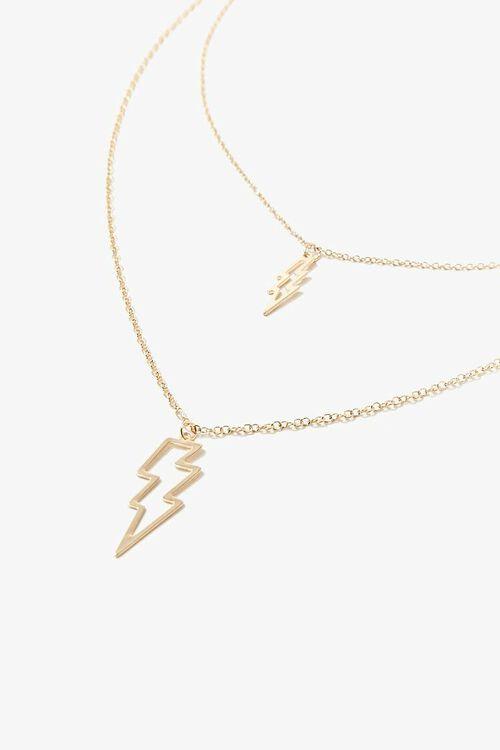 Lightning Pendant Necklace, image 1