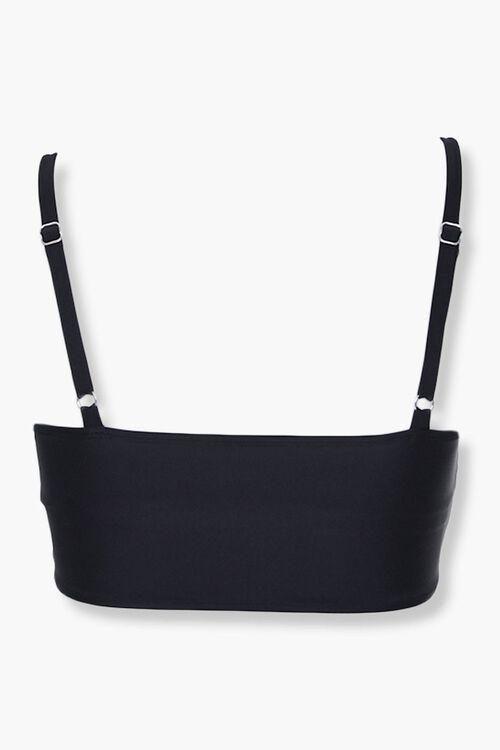 Plus Size Bralette Bikini Top, image 2