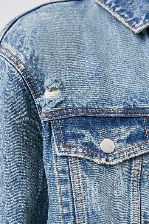 Distressed Denim Jacket, image 6