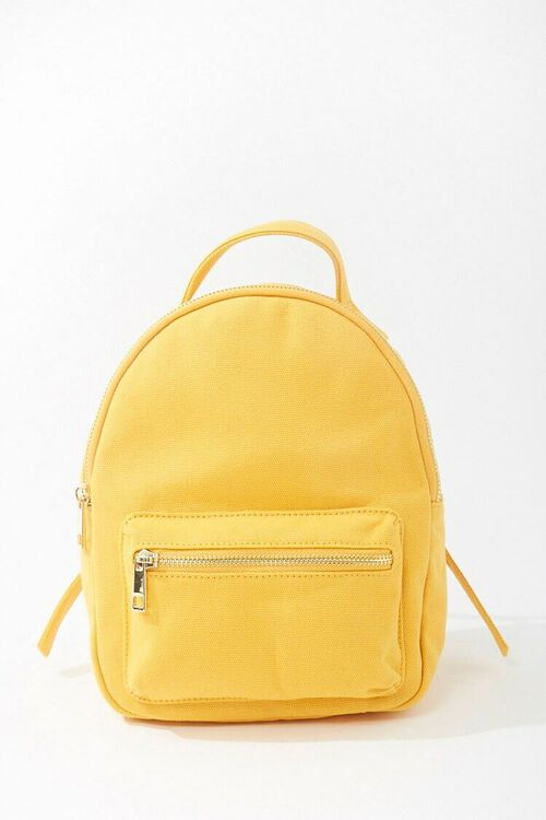 Unstructured Canvas Backpack, image 1