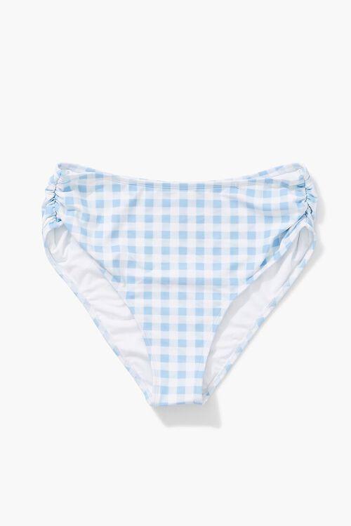 Plus Size Gingham Bikini Bottoms, image 5